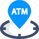 location pin, map location, map pointer, pin, placeholder icon