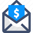 email, letter, seo, seo and web, subscription