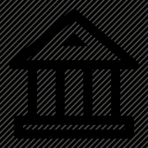 bank, deposit, finance icon