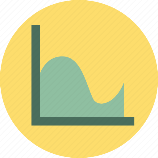 analytics, business, chart, diagram, finance, statistics, trend icon