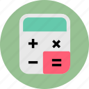 count, counting, finance icon