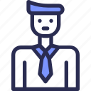 avatar, business, finance, male, man, user icon