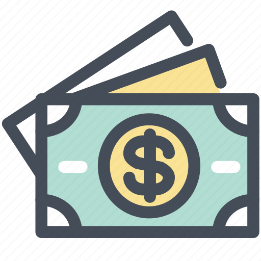 budget, business, cash, currency, dollar, money, salary icon