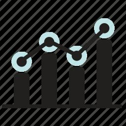 analytics, diagram, finance, graph, marketing, profit, report icon