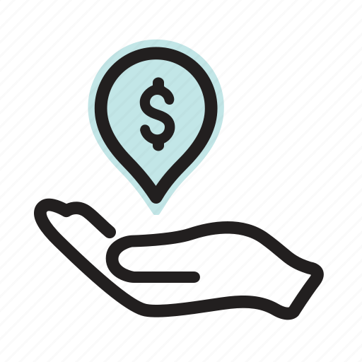 currency, finance, financial, money, saving icon