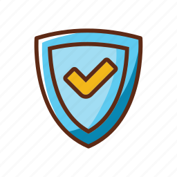 assurance, finance, guardar, protect, save, shield icon