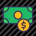 money, fund, cent