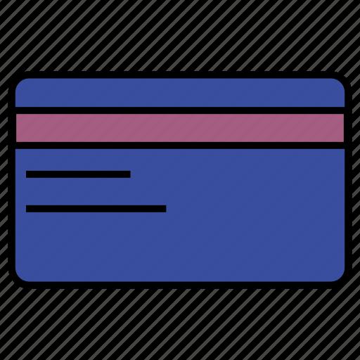 bank, card, credit, debit icon