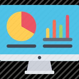 analytics, business, economy, finance, money icon