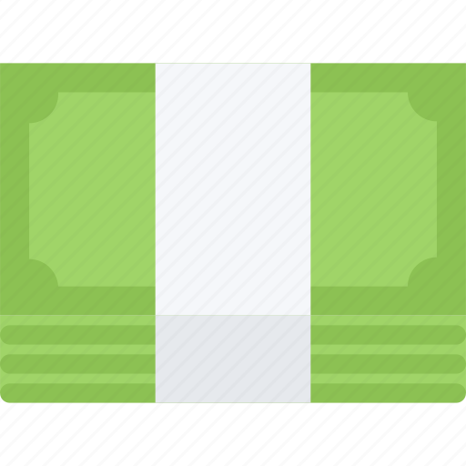 banknotes, business, economy, finance, money icon