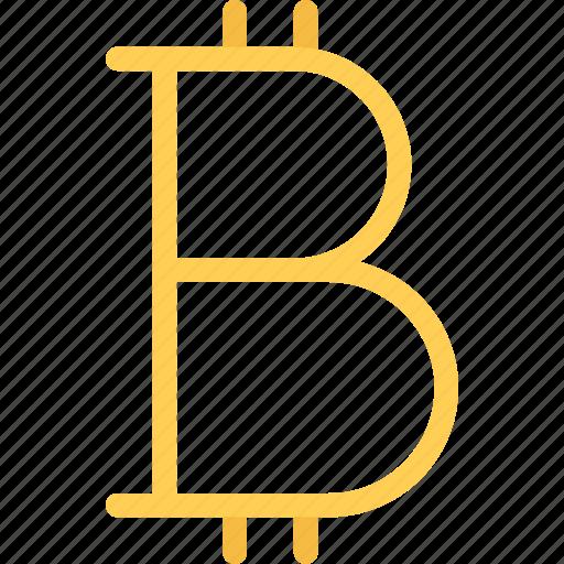 bitcoin, business, economy, finance, money icon