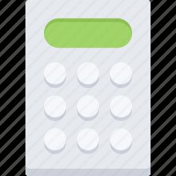 business, calculator, economy, finance, money icon