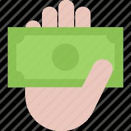 business, economy, finance, money, payout icon