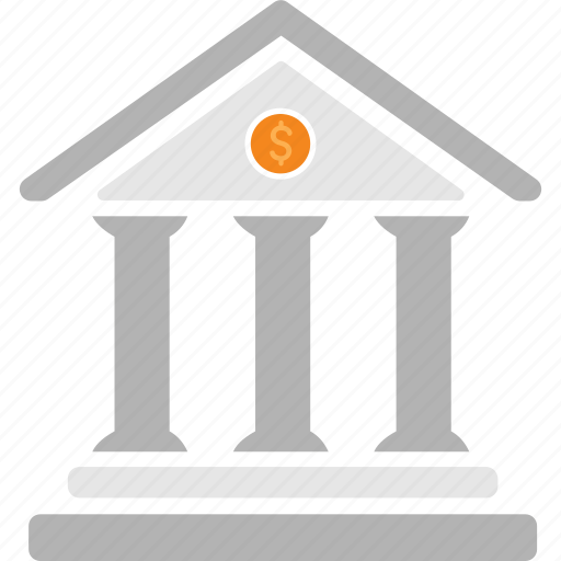 bank, cash, currency, finance, money icon