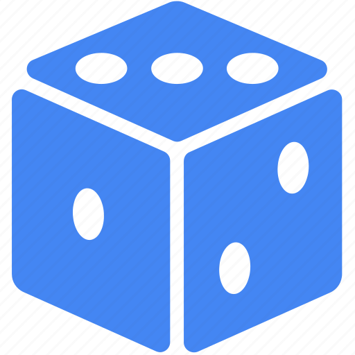 cash, currency, dice, finance, money icon