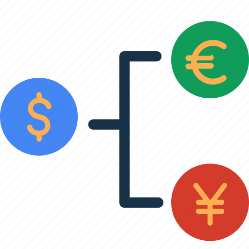 cash, currency, finance, money, sign icon