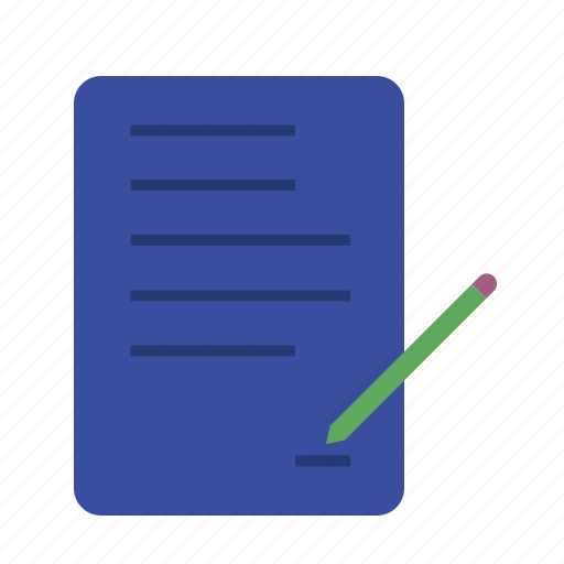data, deal, document, office, sheet, text, treaty icon