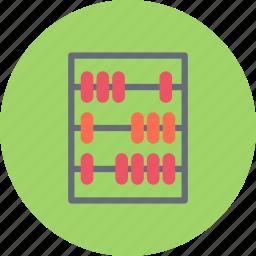 abacus, business, businessman, economy, finance, money icon