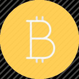 bitcoin, business, businessman, economy, finance, money icon