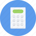 business, businessman, calculator, economy, finance, money icon