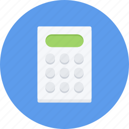 business, businessman, calculator, economy, finance, money icon
