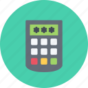 business, businessman, card, economy, finance, money, terminal icon