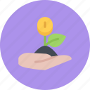 business, businessman, economy, finance, money, startup icon