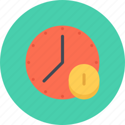 business, businessman, economy, finance, money, time icon