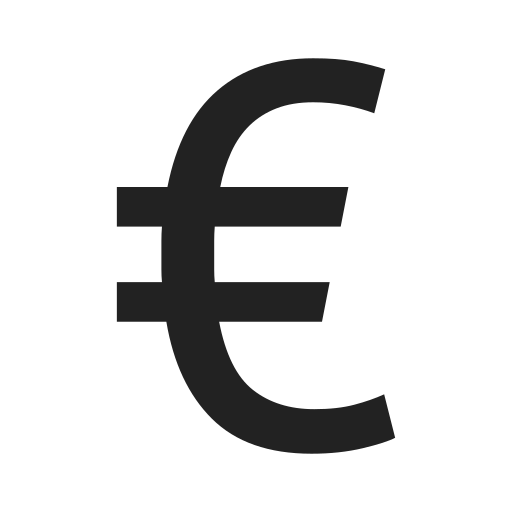 euro, finance, financial, money, payment icon