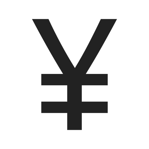 finance, financial, money, payment, yen icon
