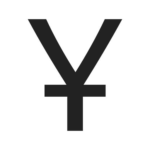 finance, financial, money, payment, yuan icon