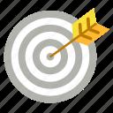 aim, arrow, goal, targeting