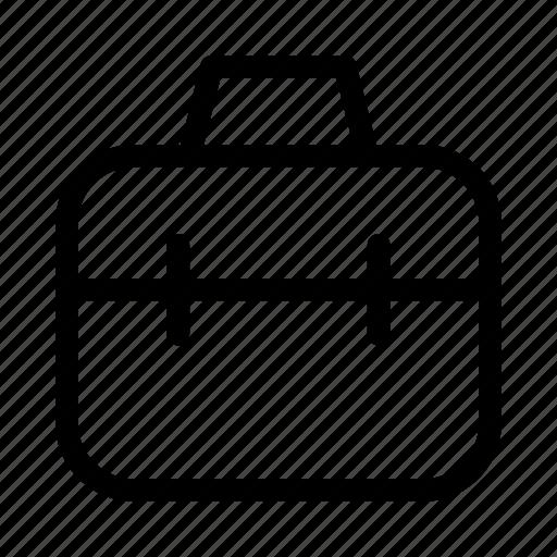 briefcase, cash, exchequer, finance, money icon