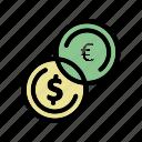coin, coins, finance, money
