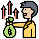 borrow, credit, expense, pay, purchase icon