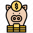 benefit, growth, investment, profit, saving