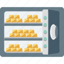 bank locker, bank vault, bank safe, locker, safe box icon