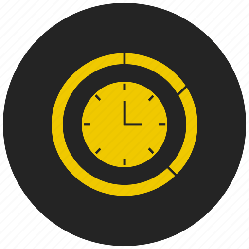 alarm, alert, clock, reminder, time, wall clock, watch icon