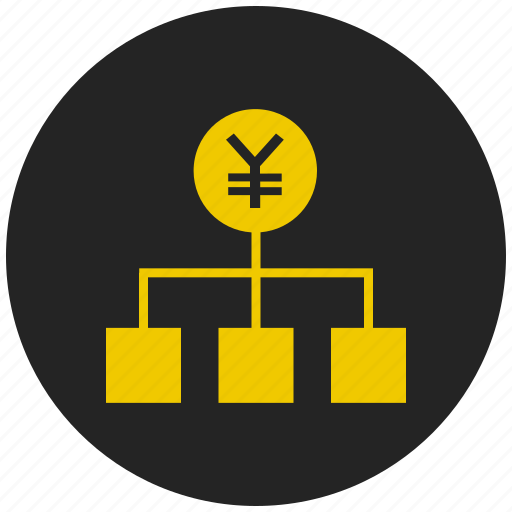 cash, currency, finance, investment, japanese, money, yen icon