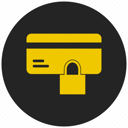 business card, credit card, debit card, digital transaction, money transfer, password protected, pay bill icon