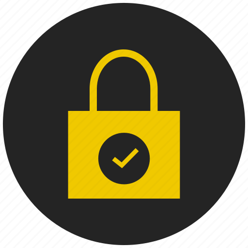 encrypted, lock, password, privacy, protect, protection on, security lock icon