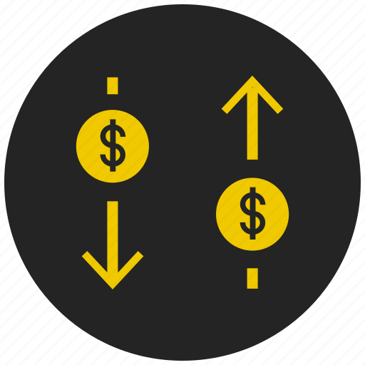 amount, cash, currency, dollar, finance, investment, money icon