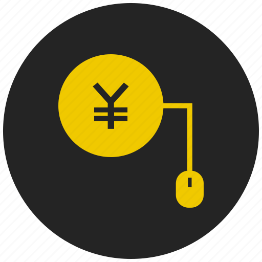 cash, currency, finance, investment, japanese, online payment, yen icon