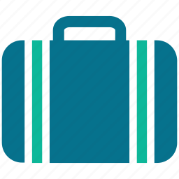 bag, briefcase, business, suitcase icon