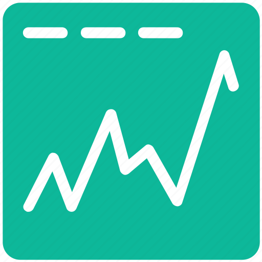 graph, online business report, online chart, web icon