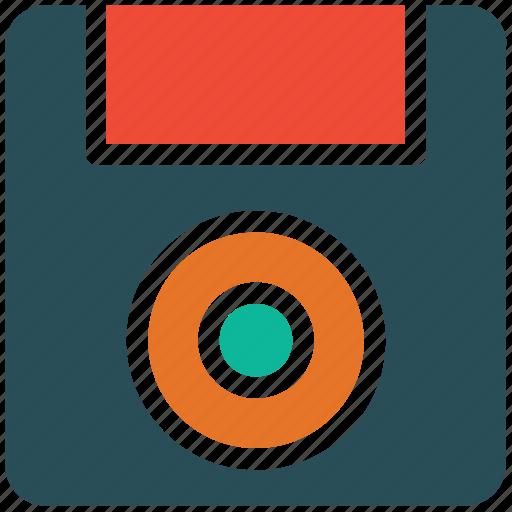 disk, diskette, floppy, floppy disk icon