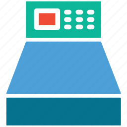 cash, cash register, payment, shopping icon