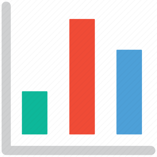 bar, graph, report, statistic icon