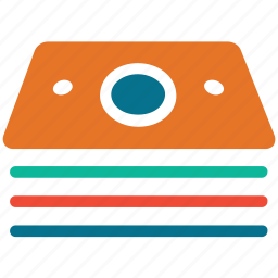 bills, bills flow, check, invoices icon