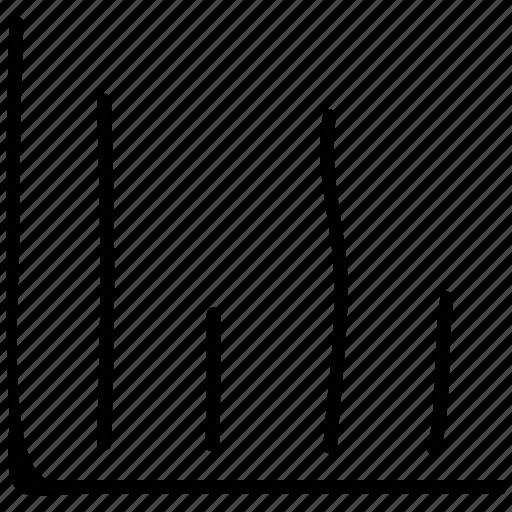 business, graph, presentation, statistics icon